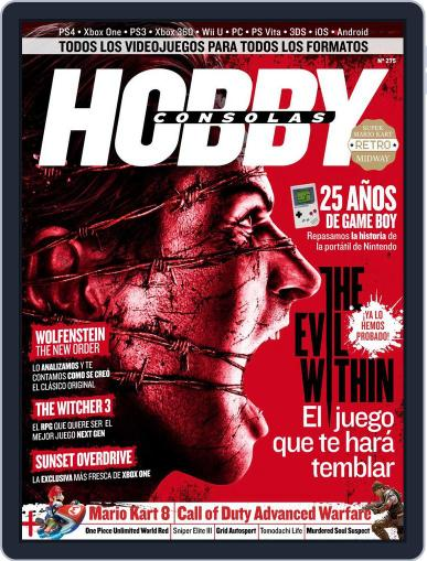 Hobby Consolas (Digital) May 27th, 2014 Issue Cover