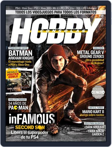Hobby Consolas March 21st, 2014 Digital Back Issue Cover