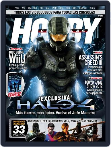 Hobby Consolas (Digital) October 9th, 2012 Issue Cover