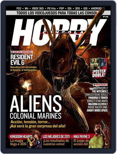 Hobby Consolas (Digital) April 24th, 2012 Issue Cover