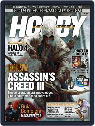 Hobby Consolas (Digital) March 23rd, 2012 Issue Cover