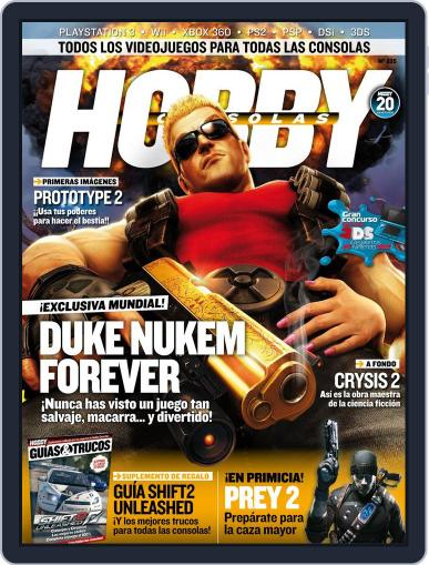 Hobby Consolas (Digital) March 28th, 2011 Issue Cover