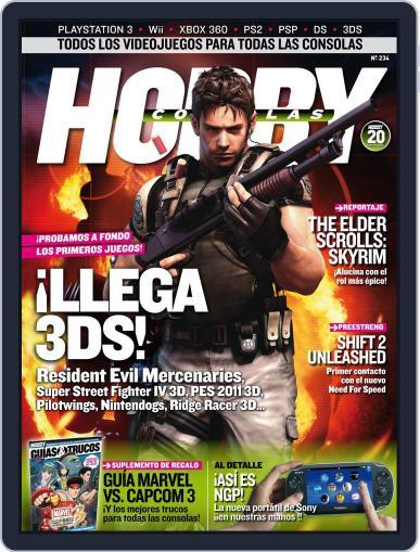 Hobby Consolas (Digital) February 24th, 2011 Issue Cover