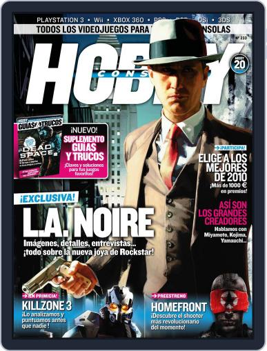 Hobby Consolas February 2nd, 2011 Digital Back Issue Cover