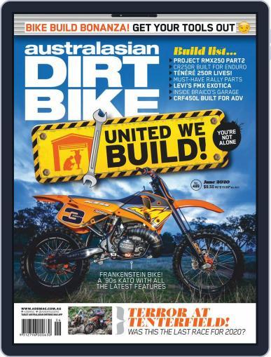 Australasian Dirt Bike (Digital) June 1st, 2020 Issue Cover
