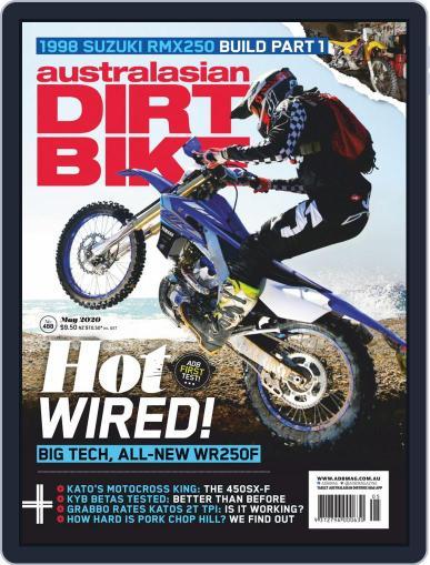 Australasian Dirt Bike (Digital) May 1st, 2020 Issue Cover