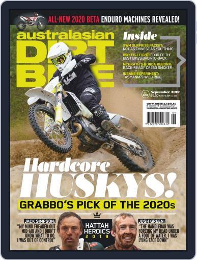 Australasian Dirt Bike (Digital) September 1st, 2019 Issue Cover