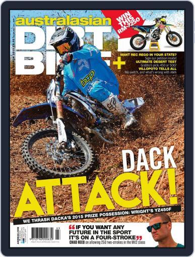Australasian Dirt Bike (Digital) February 1st, 2015 Issue Cover