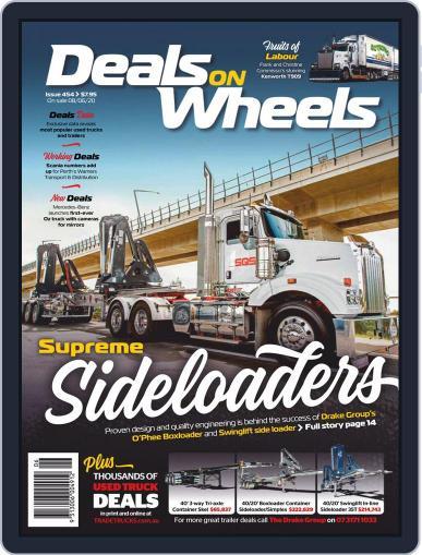 Deals On Wheels Australia (Digital) June 3rd, 2020 Issue Cover