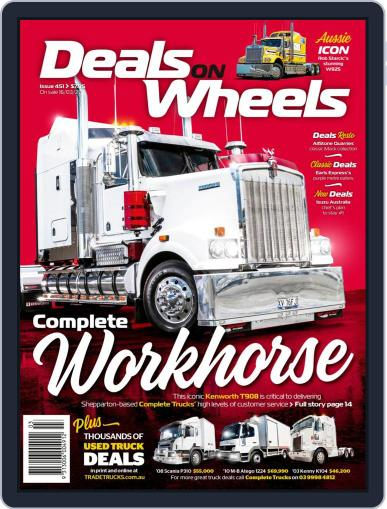 Deals On Wheels Australia March 16th, 2020 Digital Back Issue Cover
