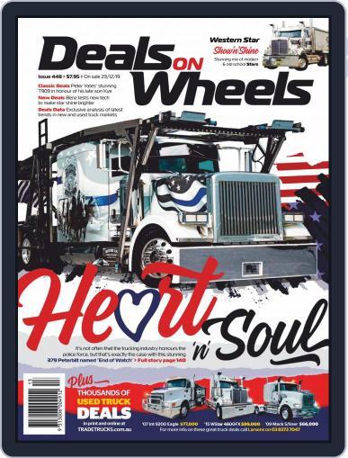 Deals On Wheels Australia (Digital) January 1st, 2020 Issue Cover