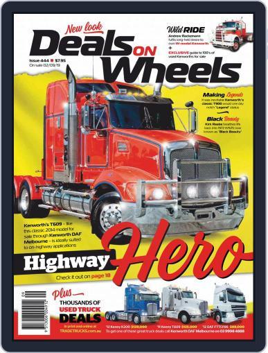 Deals On Wheels Australia (Digital) September 2nd, 2019 Issue Cover