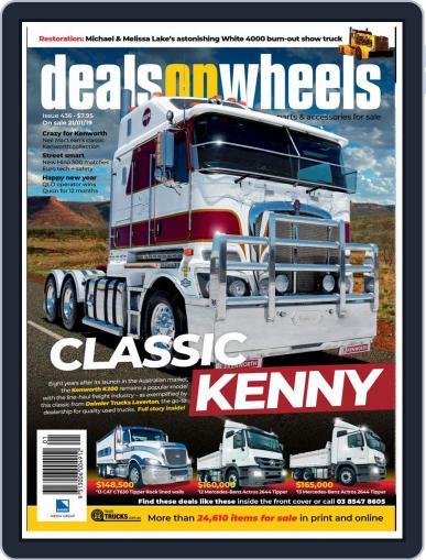 Deals On Wheels Australia (Digital) February 1st, 2019 Issue Cover