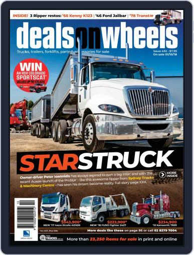 Deals On Wheels Australia (Digital) October 1st, 2018 Issue Cover