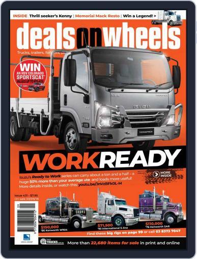 Deals On Wheels Australia (Digital) September 3rd, 2018 Issue Cover