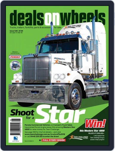 Deals On Wheels Australia (Digital) June 11th, 2018 Issue Cover