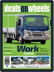 Deals On Wheels Australia (Digital) Subscription April 16th, 2018 Issue