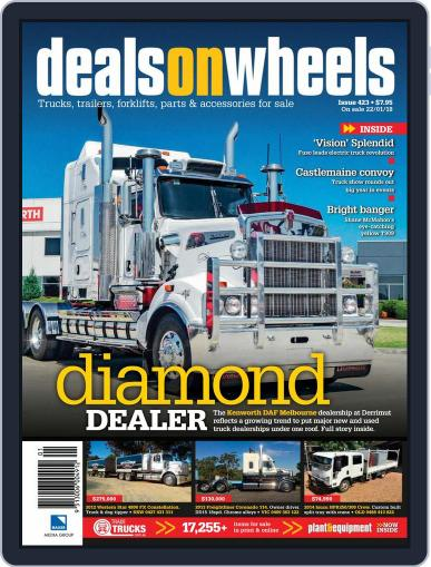 Deals On Wheels Australia (Digital) January 22nd, 2018 Issue Cover