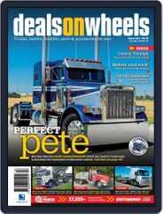 Deals On Wheels Australia (Digital) Subscription December 18th, 2017 Issue