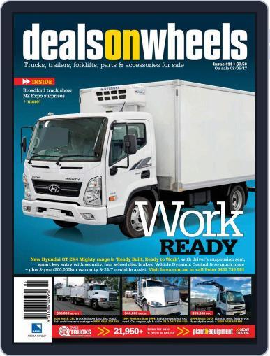 Deals On Wheels Australia (Digital) June 1st, 2017 Issue Cover