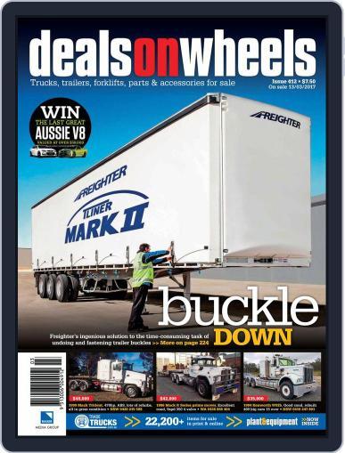 Deals On Wheels Australia (Digital) April 1st, 2017 Issue Cover