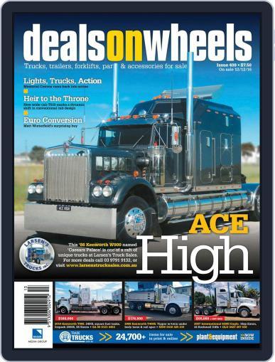 Deals On Wheels Australia (Digital) January 1st, 2017 Issue Cover