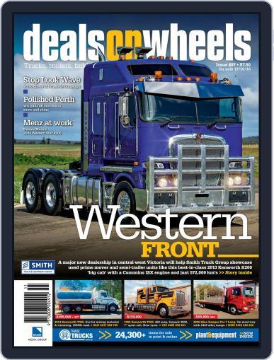 Deals On Wheels Australia (Digital) November 1st, 2016 Issue Cover