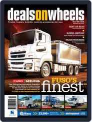 Deals On Wheels Australia (Digital) Subscription October 1st, 2016 Issue