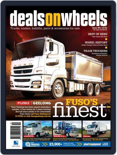 Deals On Wheels Australia (Digital) October 1st, 2016 Issue Cover
