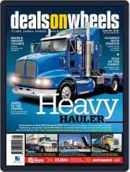 Deals On Wheels Australia (Digital) Subscription July 24th, 2016 Issue