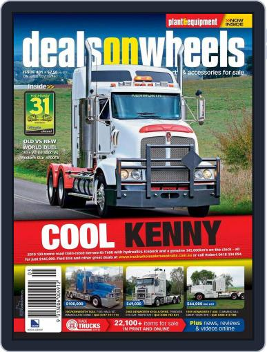 Deals On Wheels Australia (Digital) May 1st, 2016 Issue Cover