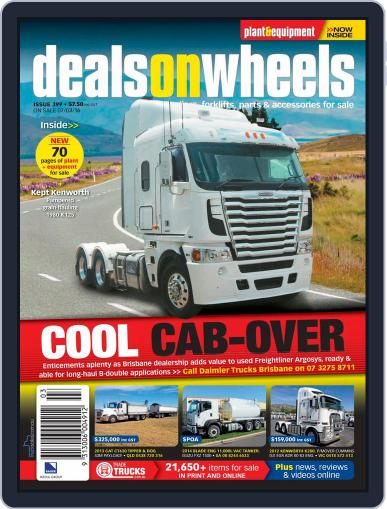 Deals On Wheels Australia (Digital) March 6th, 2016 Issue Cover