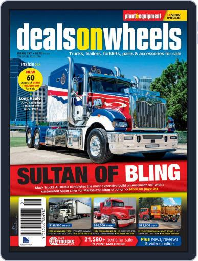 Deals On Wheels Australia (Digital) January 10th, 2016 Issue Cover