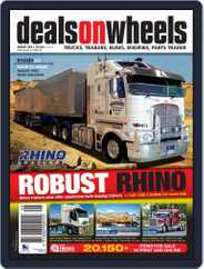 Deals On Wheels Australia (Digital) Subscription August 1st, 2015 Issue