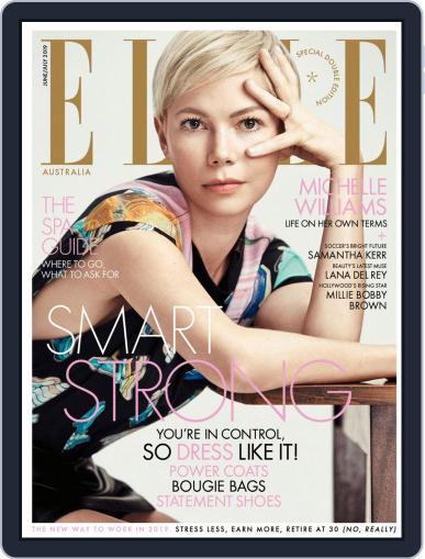 ELLE Australia (Digital) June 1st, 2019 Issue Cover