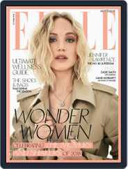 ELLE Australia (Digital) Subscription October 1st, 2018 Issue
