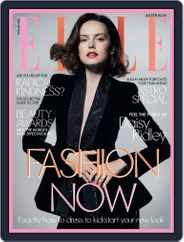 ELLE Australia (Digital) Subscription January 1st, 2018 Issue