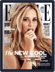 ELLE Australia (Digital) Subscription March 1st, 2017 Issue