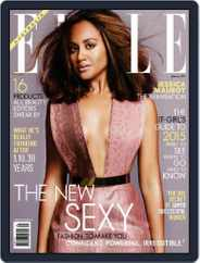 ELLE Australia (Digital) Subscription January 4th, 2015 Issue