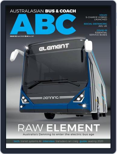Australasian Bus & Coach (Digital) April 24th, 2020 Issue Cover