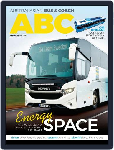 Australasian Bus & Coach (Digital) February 21st, 2020 Issue Cover