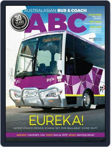 Australasian Bus & Coach (Digital) May 1st, 2019 Issue Cover