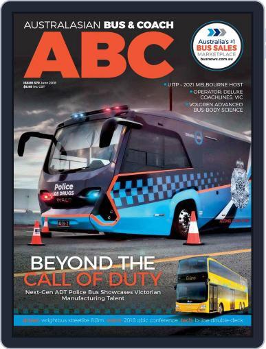 Australasian Bus & Coach (Digital) June 1st, 2018 Issue Cover