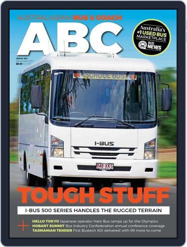 Australasian Bus & Coach (Digital) December 1st, 2017 Issue Cover