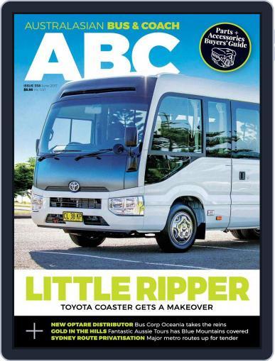 Australasian Bus & Coach (Digital) June 1st, 2017 Issue Cover
