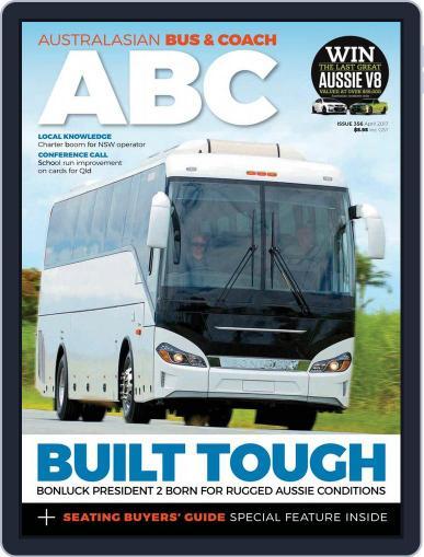 Australasian Bus & Coach (Digital) April 1st, 2017 Issue Cover