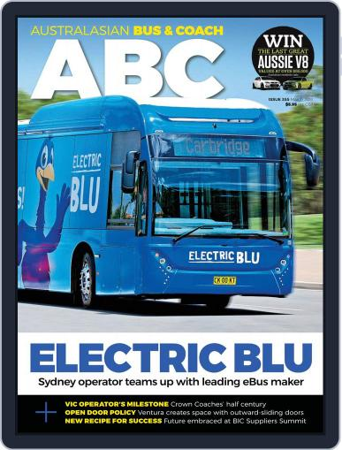 Australasian Bus & Coach (Digital) March 1st, 2017 Issue Cover