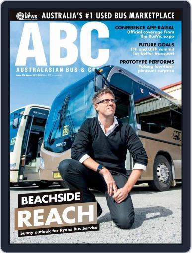 Australasian Bus & Coach (Digital) August 24th, 2015 Issue Cover