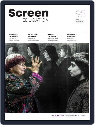 Screen Education (Digital) July 1st, 2019 Issue Cover