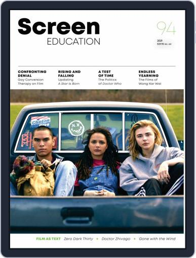 Screen Education (Digital) May 1st, 2019 Issue Cover